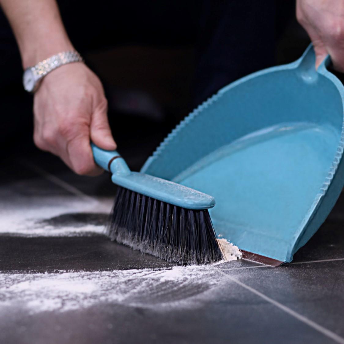 GreenerC Dustpan and Brush