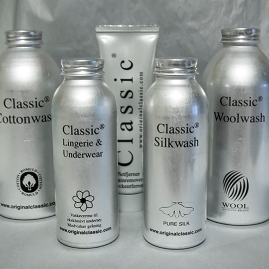 Classic Clothing Care -tuotesarja